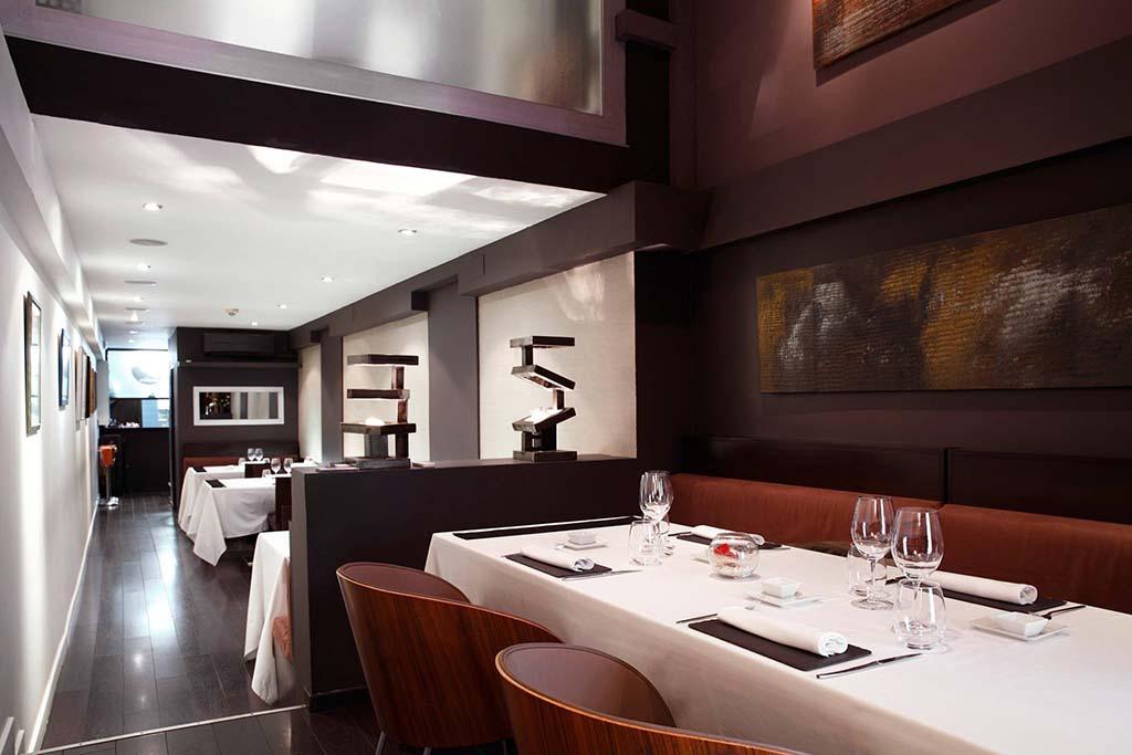 Рестораны Барселоны — Osmosis Restaurant