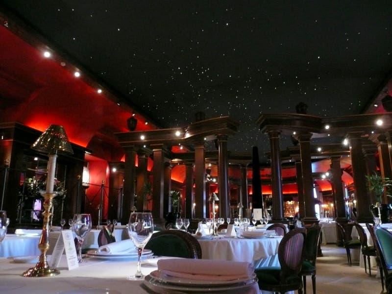 Необыкновенный ресторан в Оперном театре Мадрида