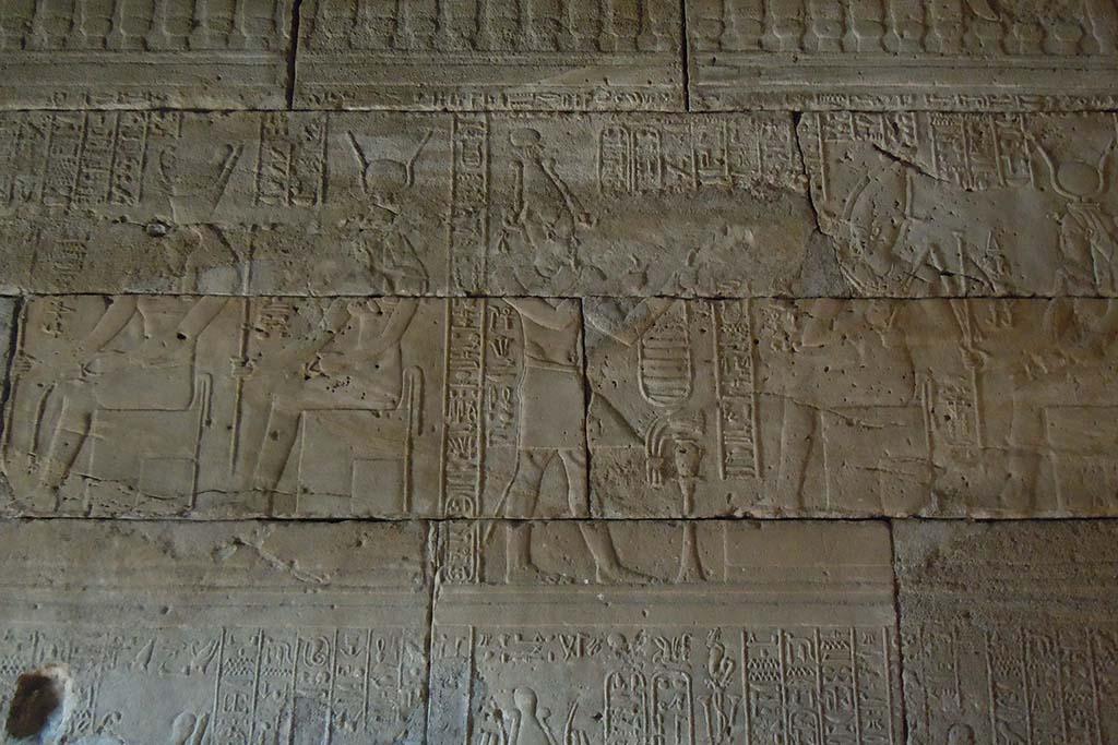 Египетский Храм Дебод, Мадрид