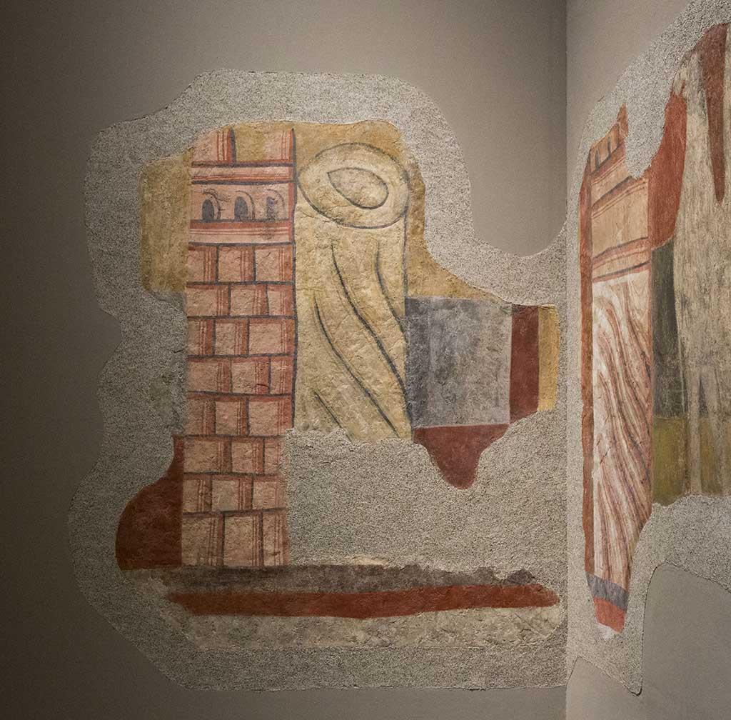 Романская живопись в национальном музее искусства Каталонии