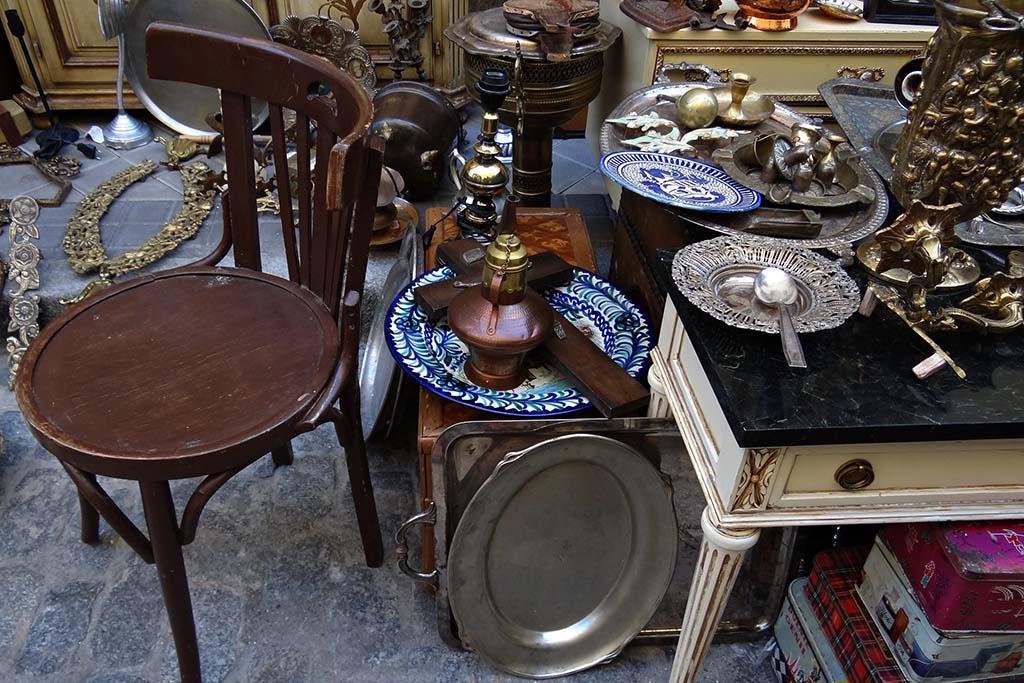 Где можно купить сувенир в Мадриде
