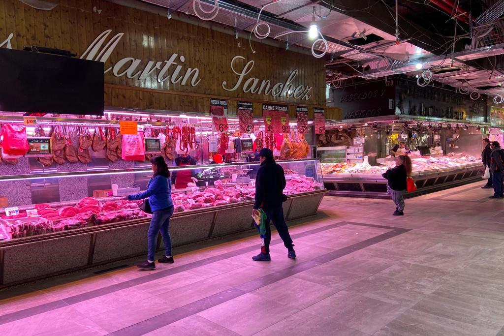 Рынки в Мадриде