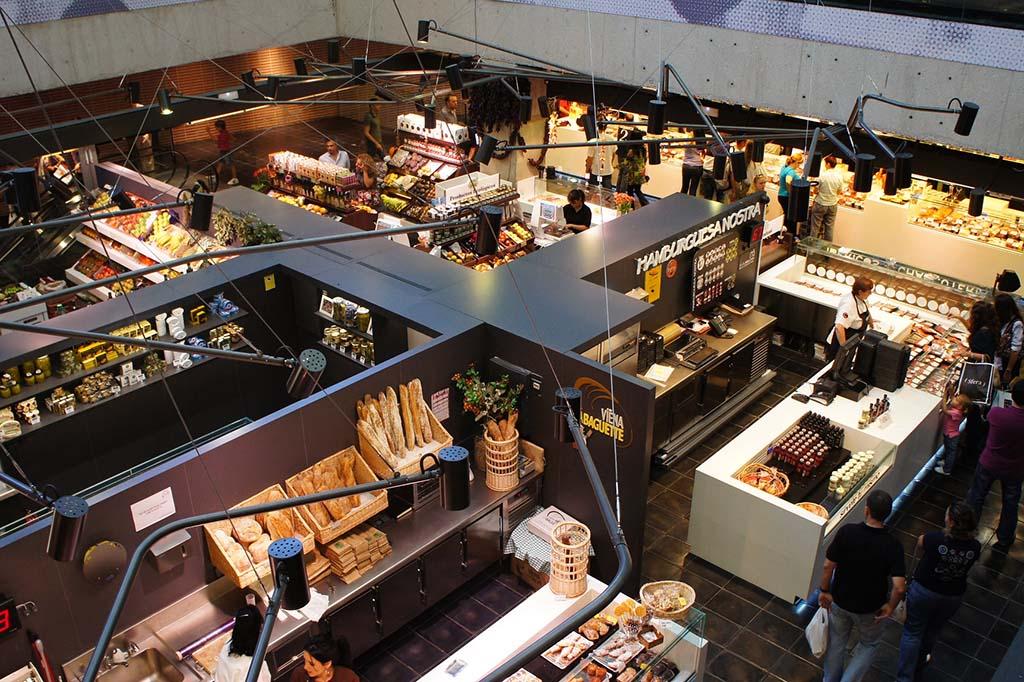 Какие есть рынки в Мадриде