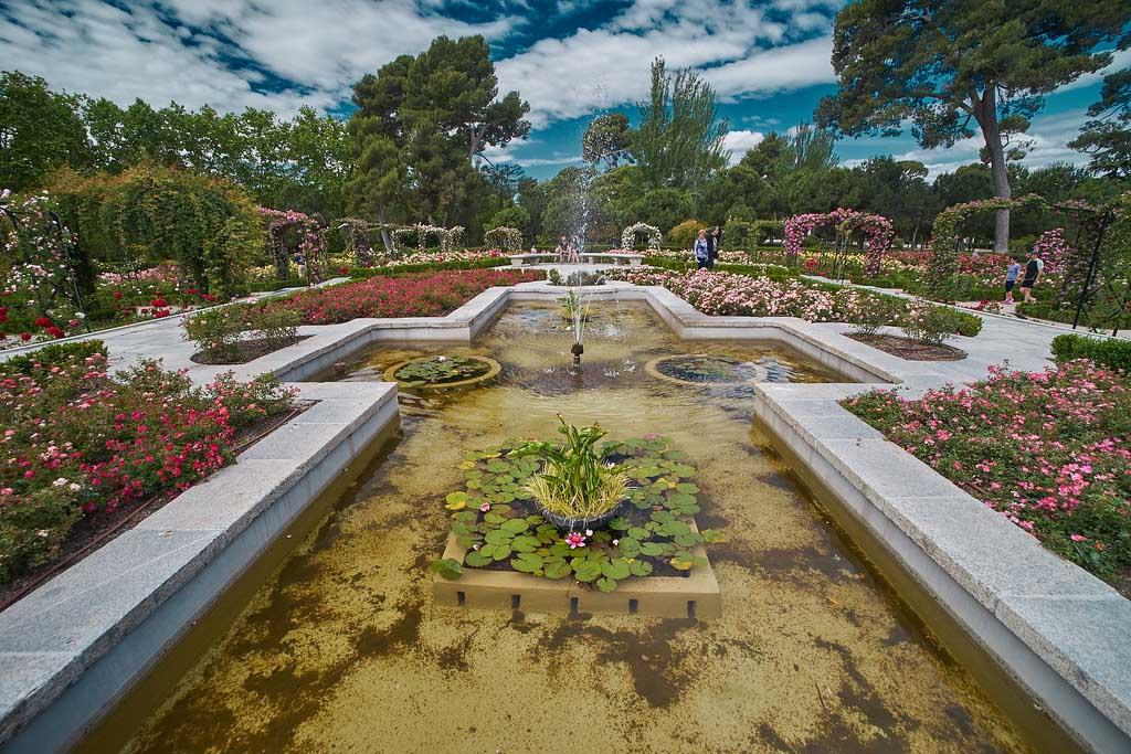 Когда лучше посетить парк Ретиро в Мадриде