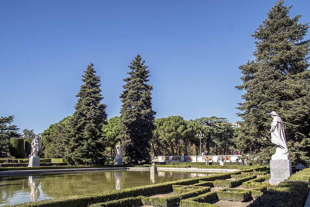 Сады Сабатини — фото и история