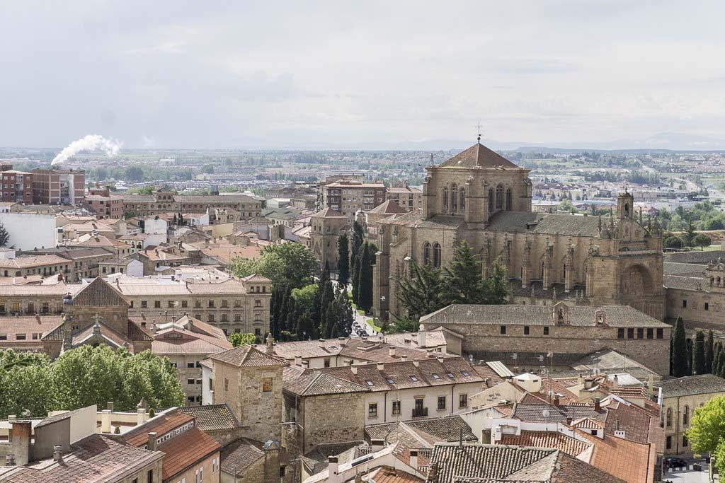 Престижный район Мадрида