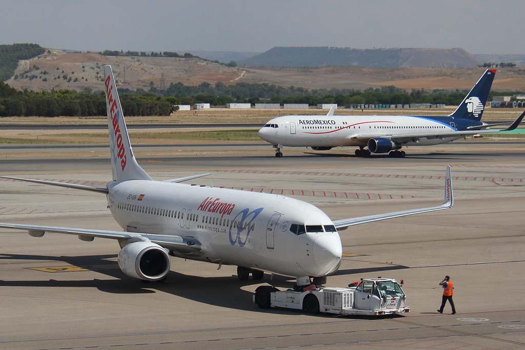 Самолеты Испании