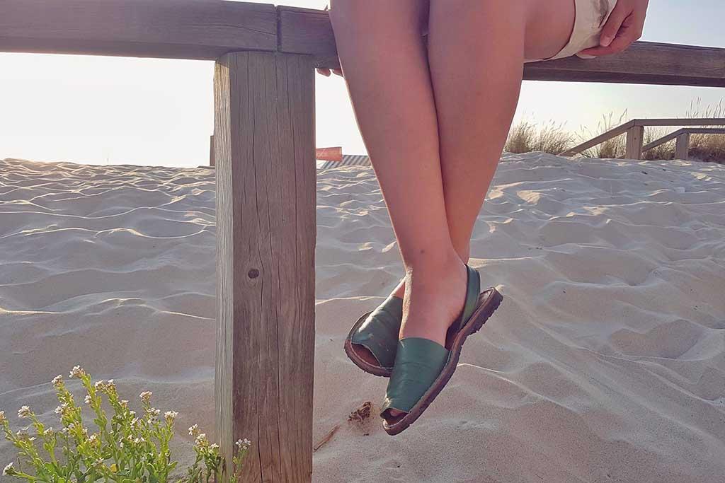 Обувь на Майорке