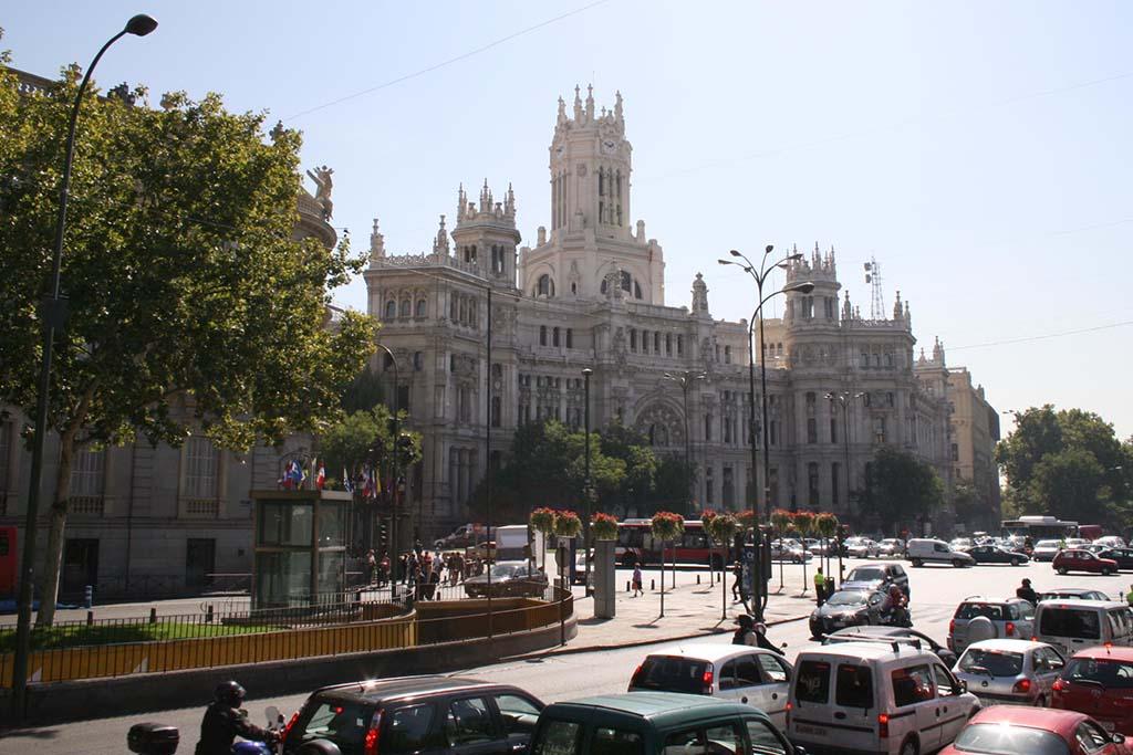Погода в Мадриде в сентябре