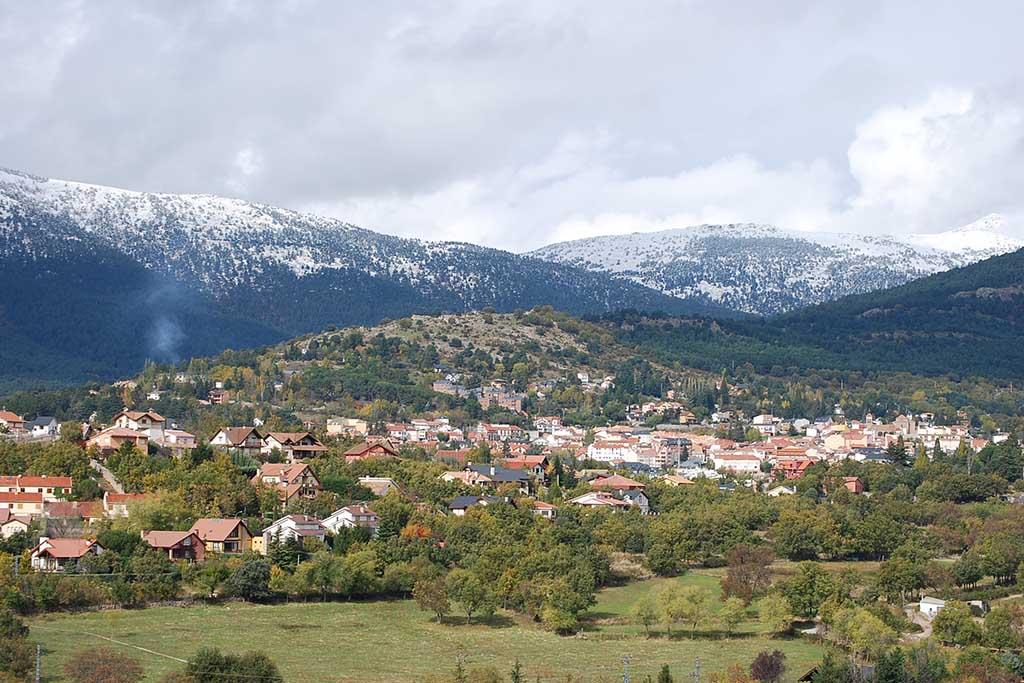 Серседилья — городок в Испании