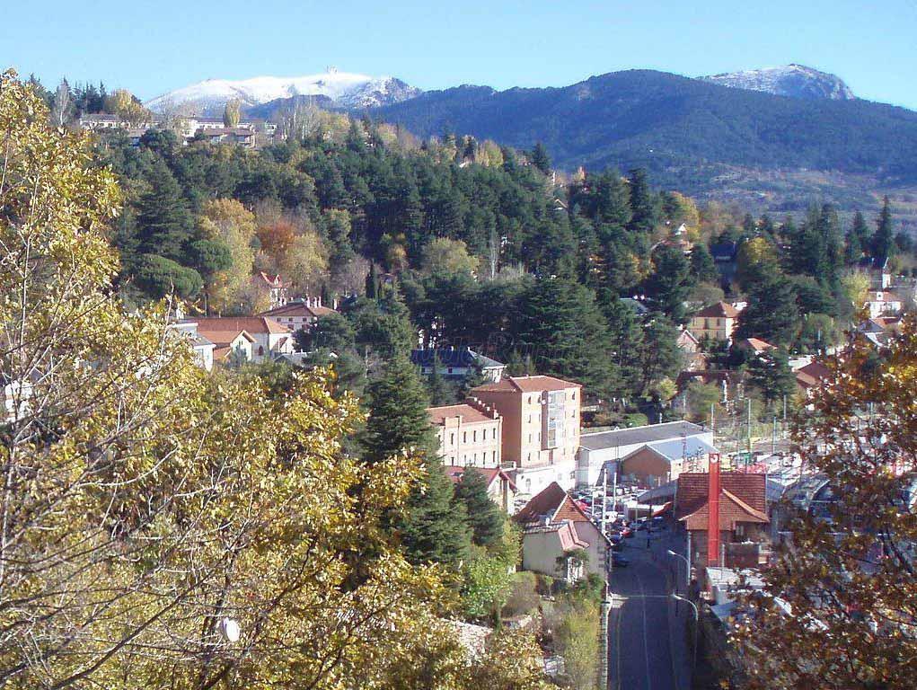 Как добраться до Серседилья от Мадрида, Испания