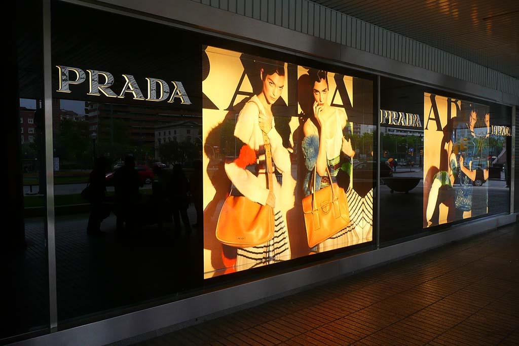 Барселона, шоппинг