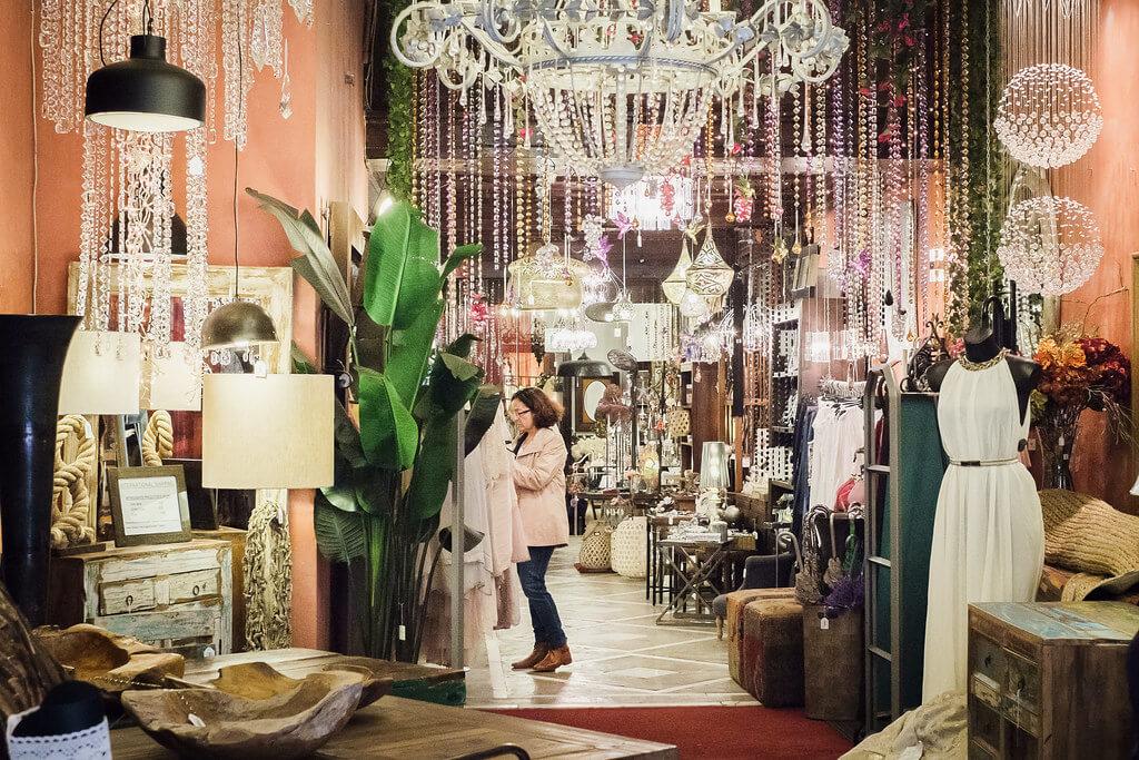 Куда отправиться на шоппинг в Испании