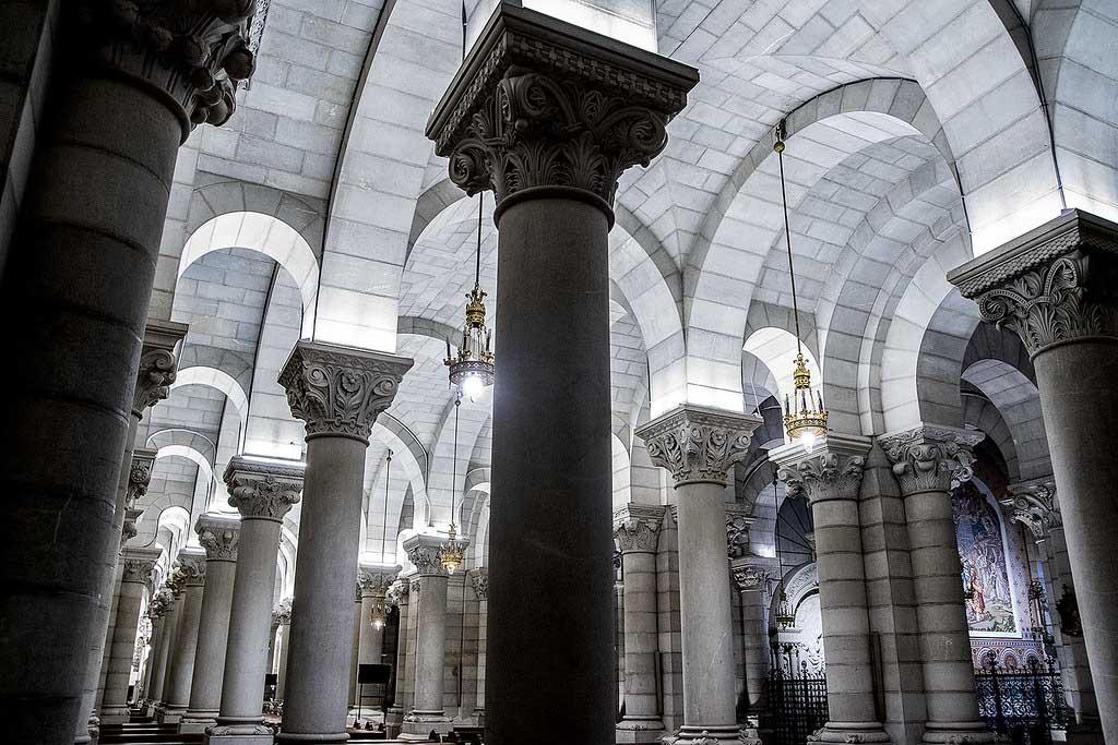Склеп у собора Альмудена, Мадрид