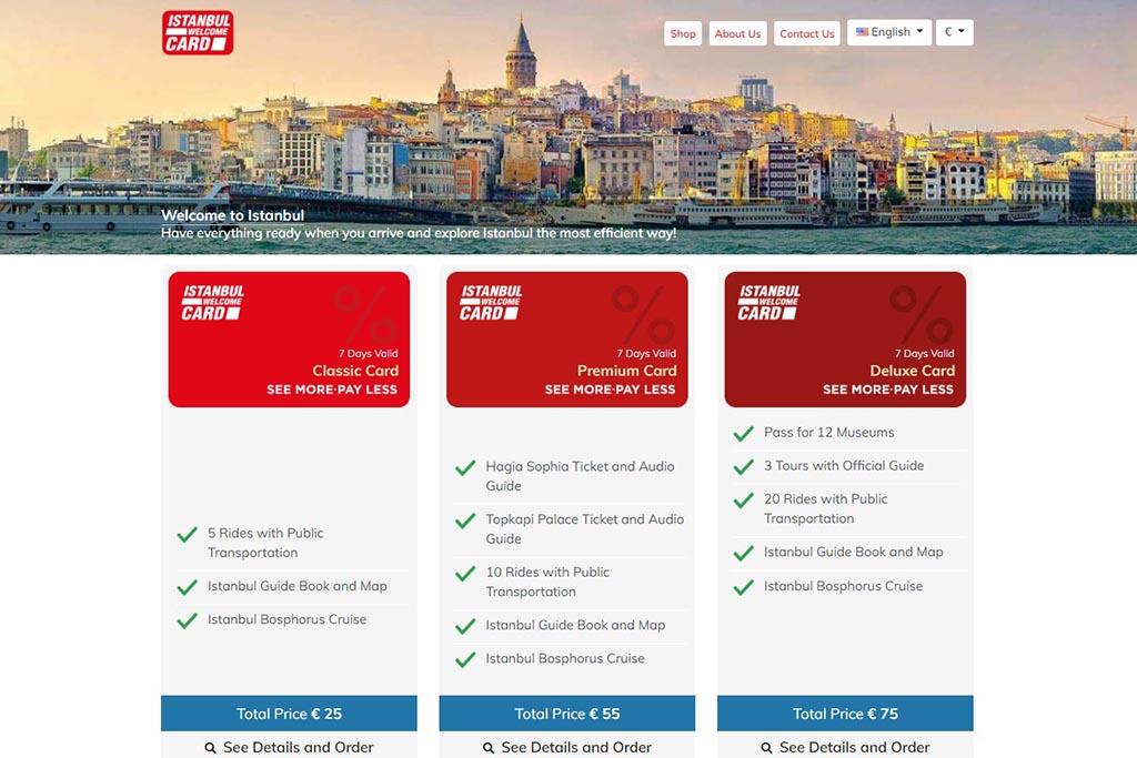 Городской транспорт Стамбула, как оплатить