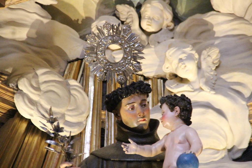 Церковь Святого Антонио — Мадрид