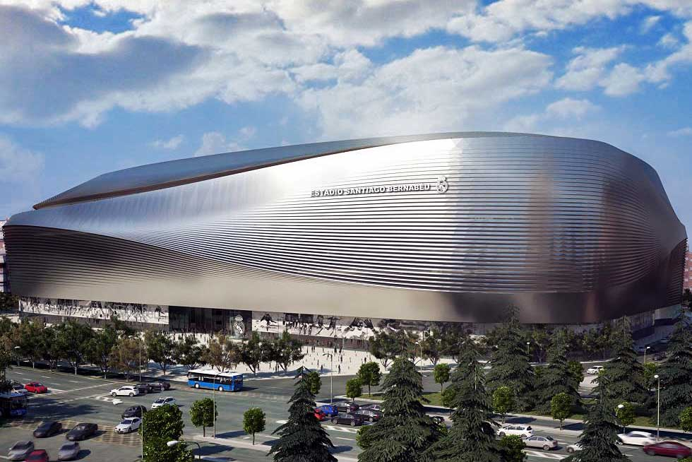 Как добраться до стадиона Сантьяго Бернабеу в Мадриде, Испания