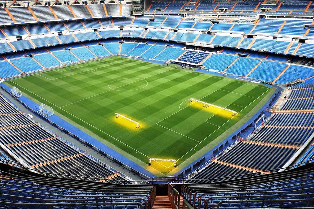 Стадион Сантьяго Бернабеу, Мадрид