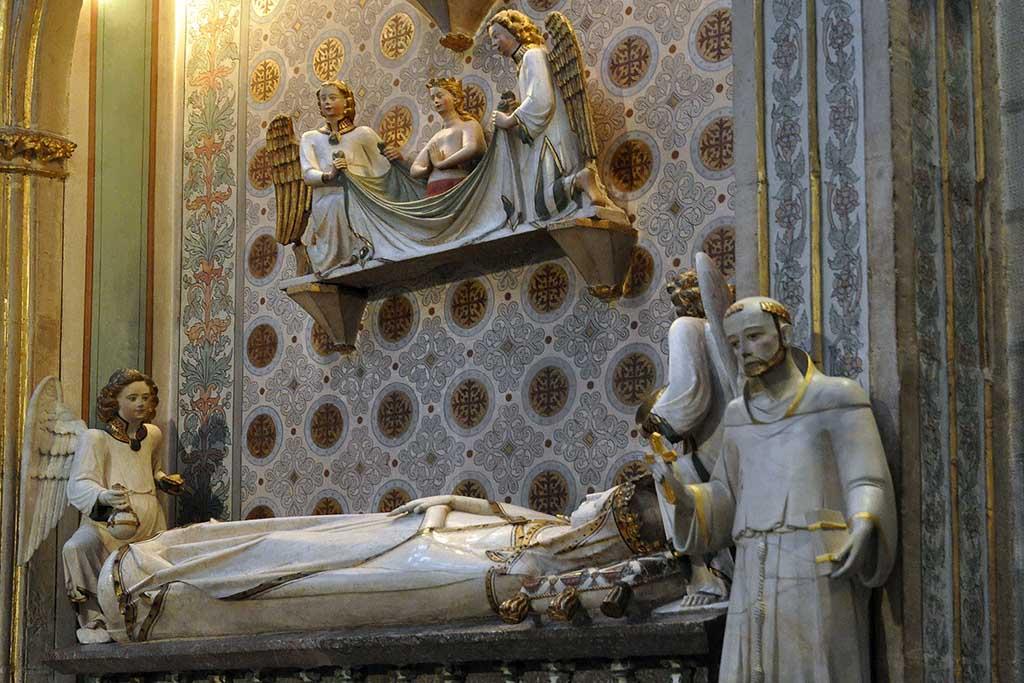 Монастырь Педральбес, описание