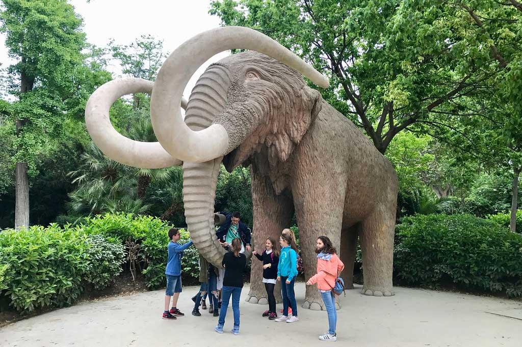 Что посмотреть в парке Цитадели, Барселона