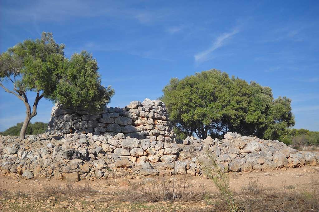 Древний город Капокорб Велл — горы Трамунтана, Майорка