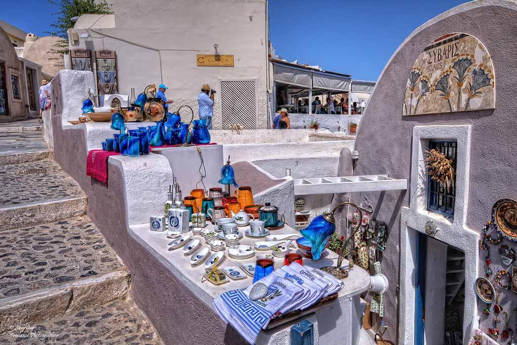 Подарки из Греции