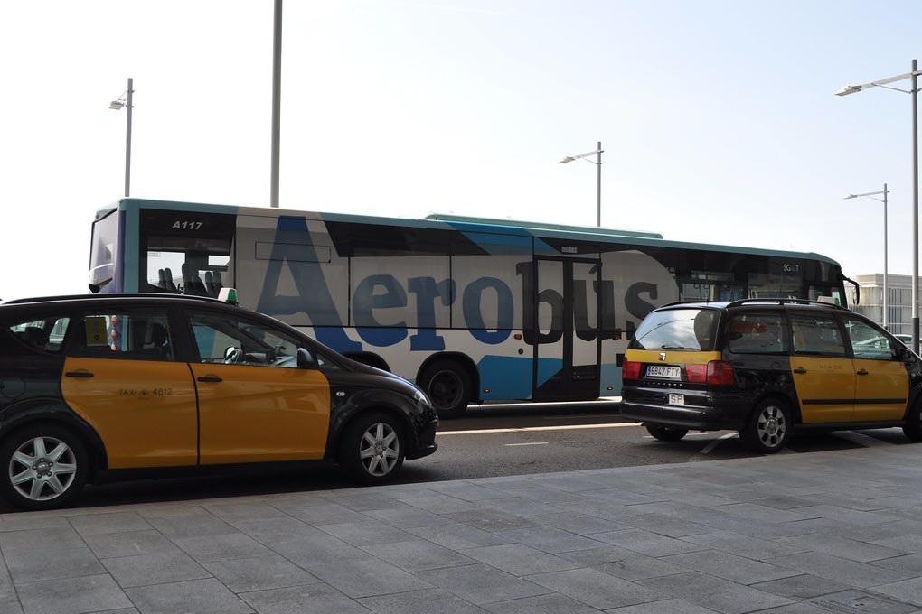 Барселона — аэропорт BCN