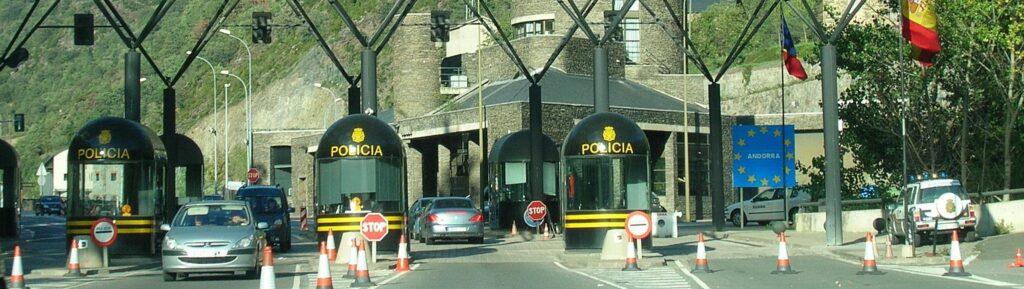Таможенные правила в Испании
