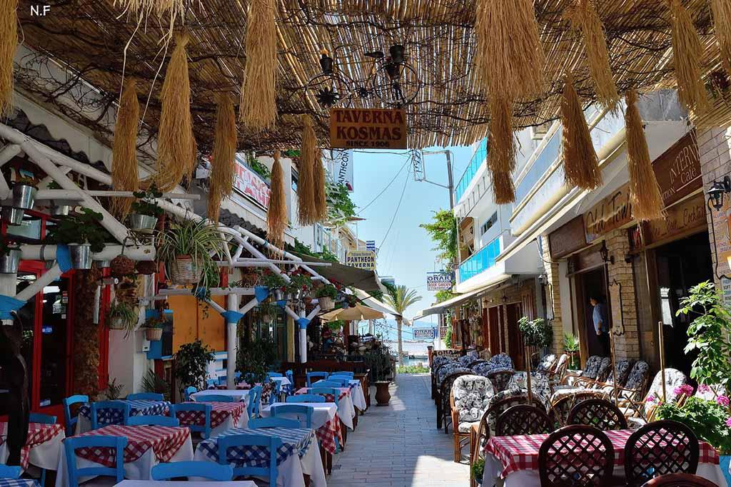 Таверны в Греции