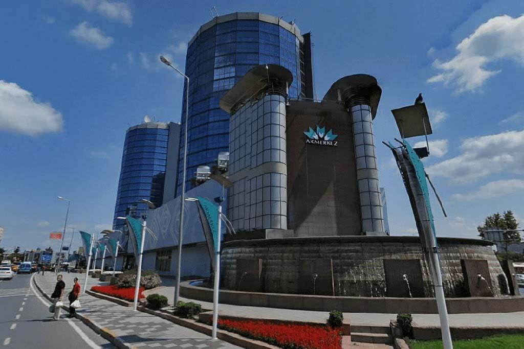 Торговые центры Стамбула