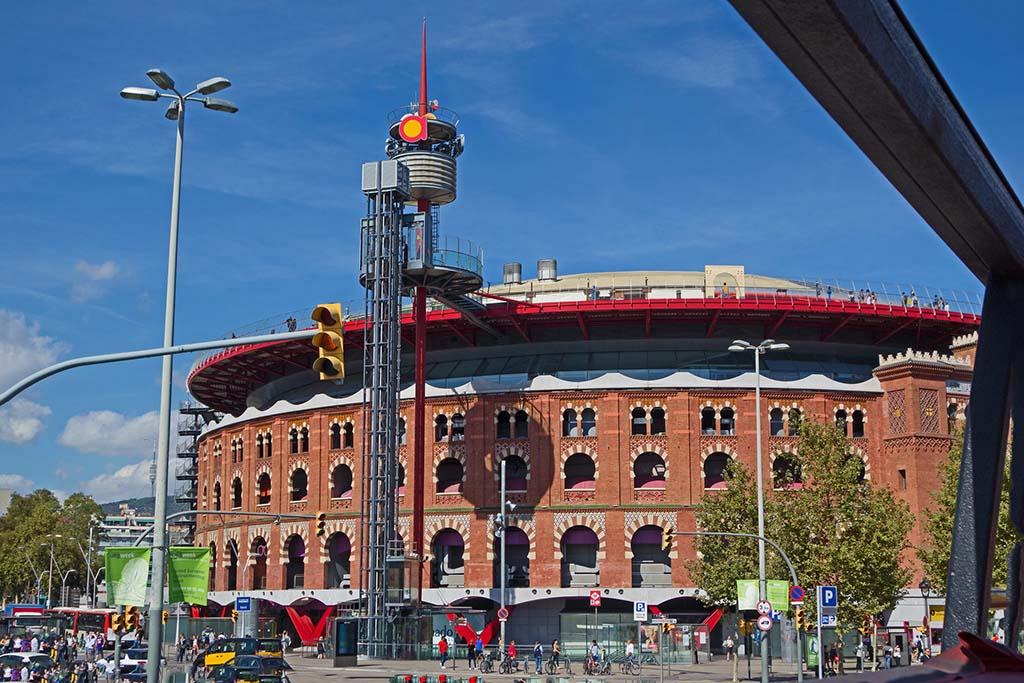 ТЦ Арена в Барселоне