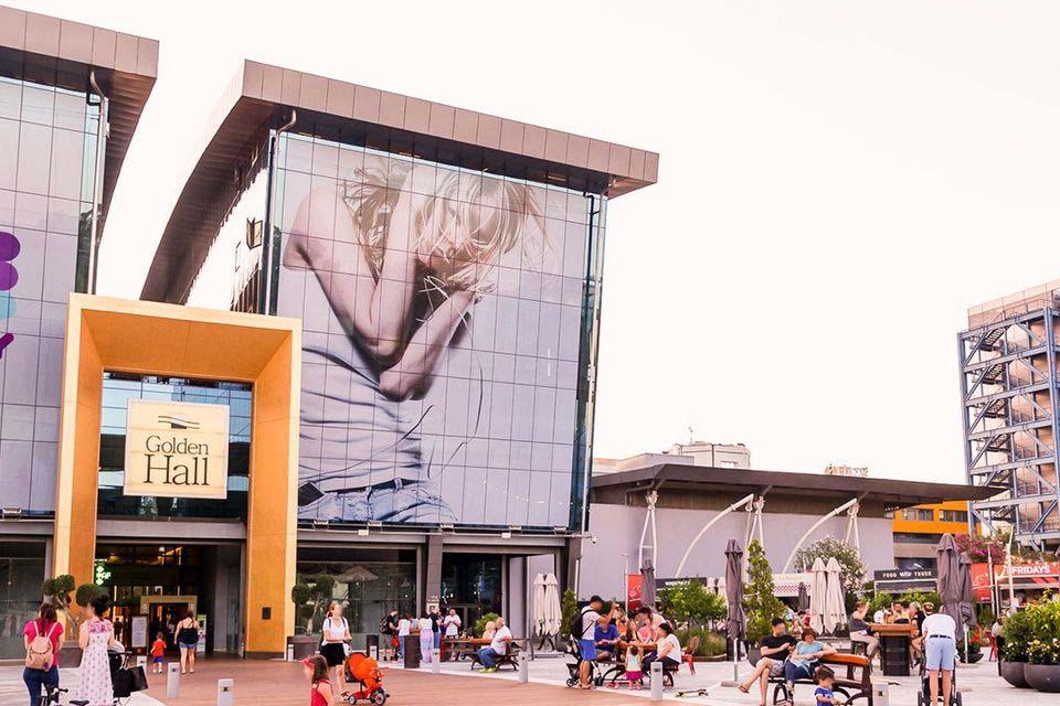 Торговые центры в Афинах