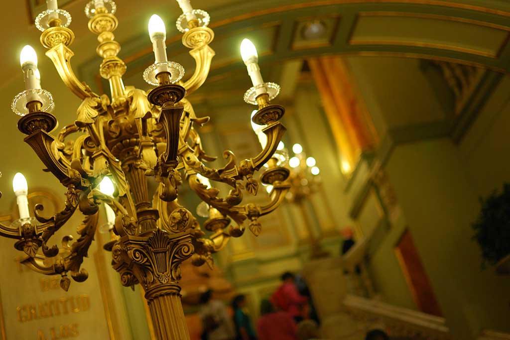 Teatre del Liceu в Барселоне, Испания