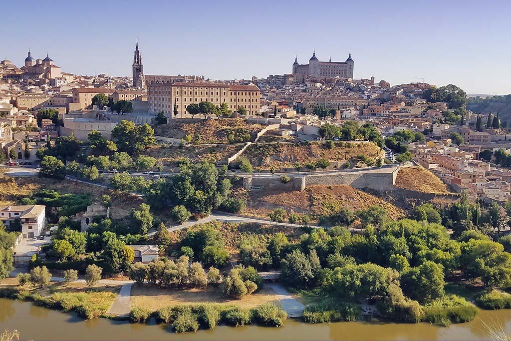 Бывшая столица Испании