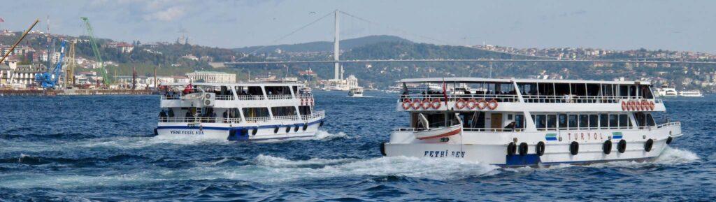 Транспорт в Турции, паромы