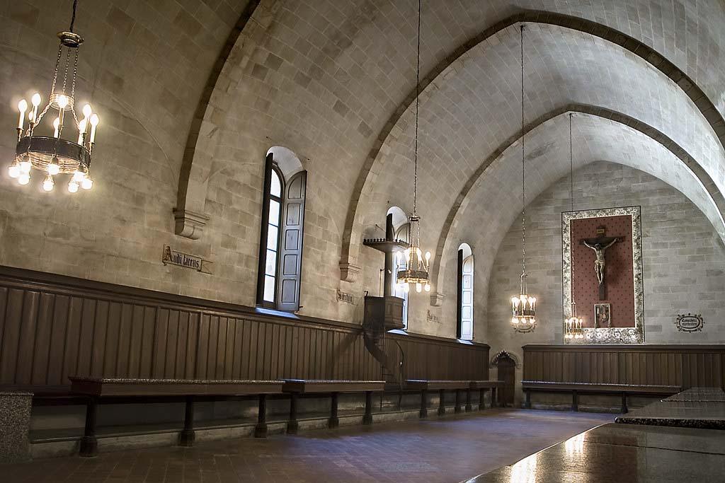 Что посмотреть в монастыре Педральбес, Барселона