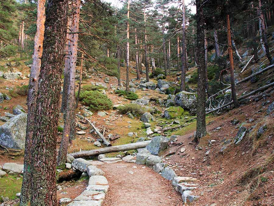 Пешие прогулки по Серседилья, Испания