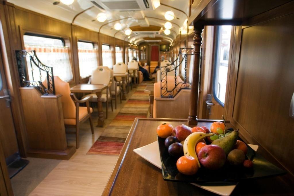 Туры на поезде по Испании