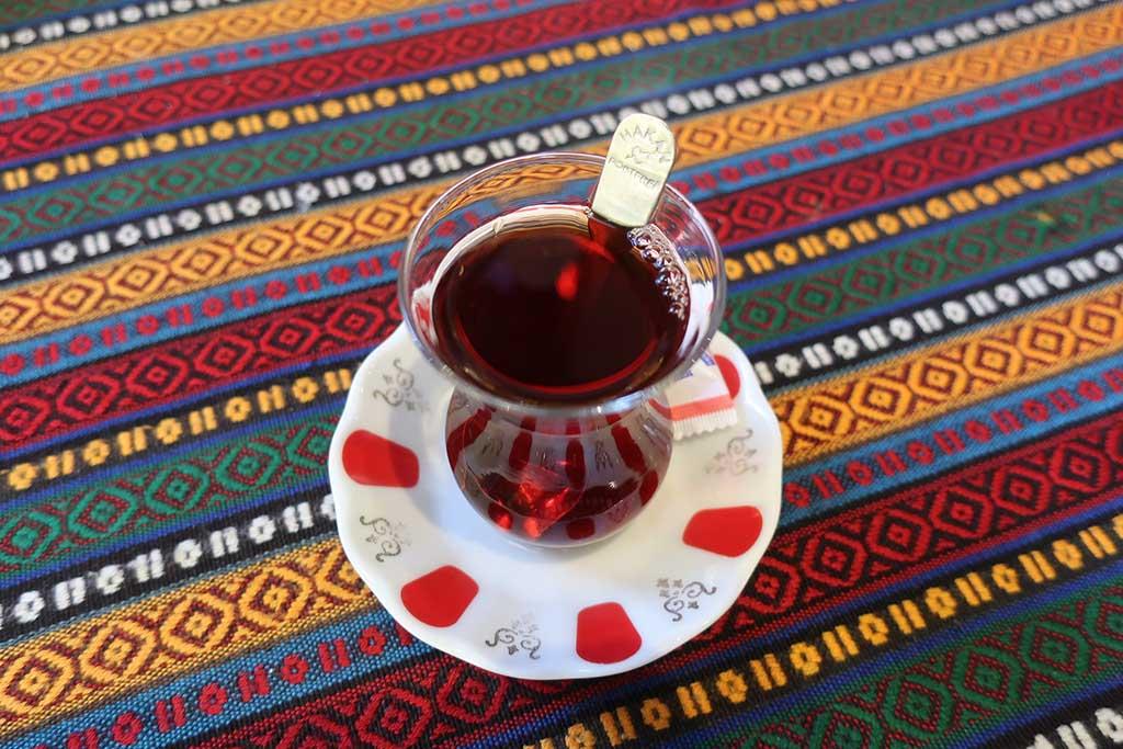 Что пьют в Труции — турецкий чай