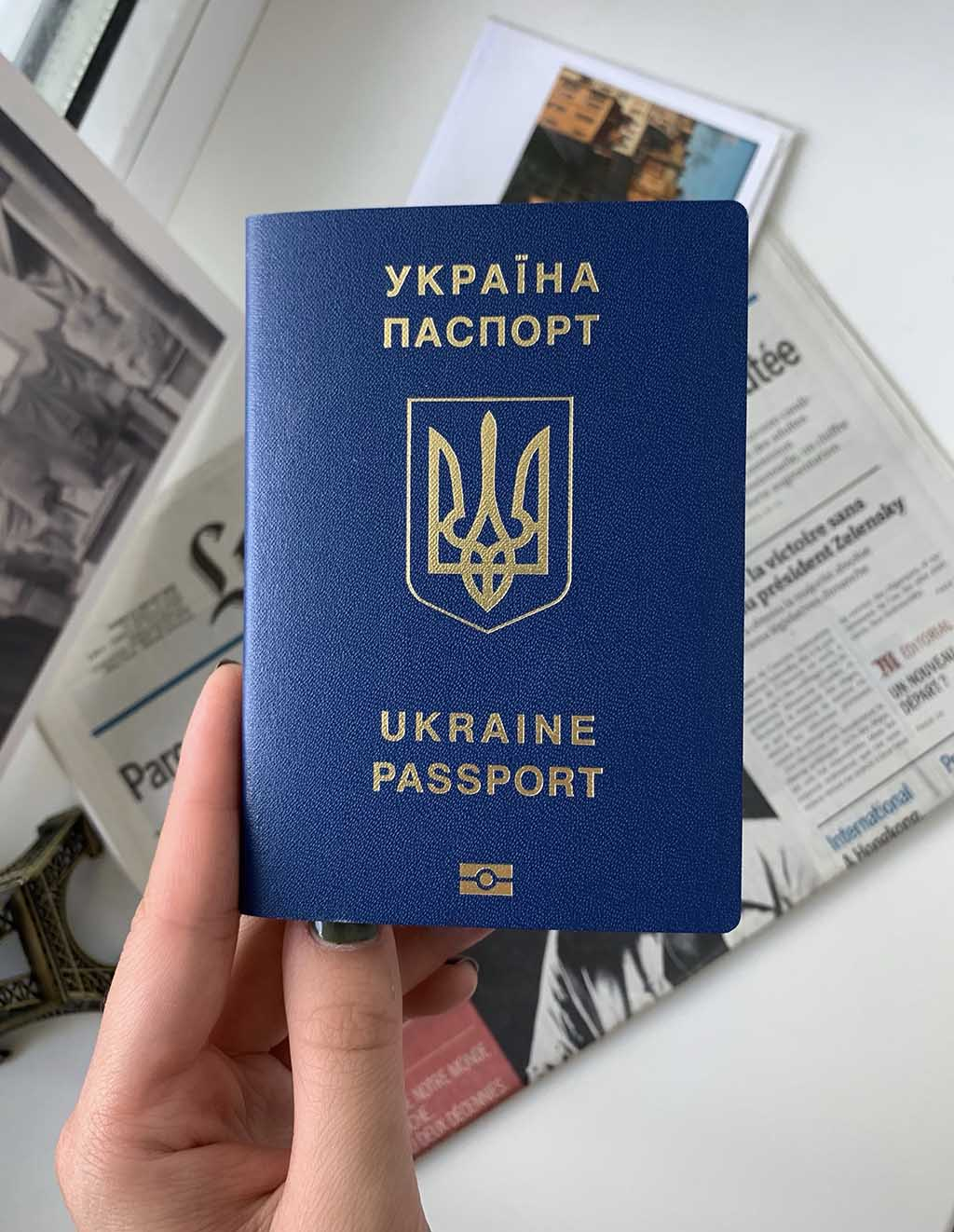 Нужна ли виза в Турцию,паспорт Украины