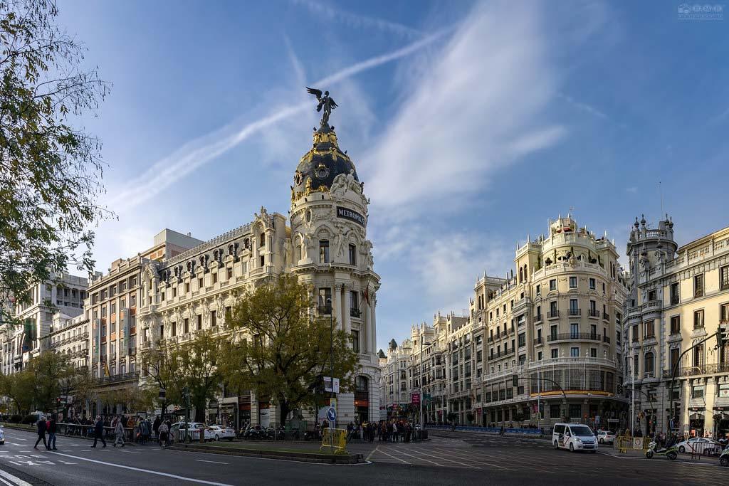 Центральный район Мадрида