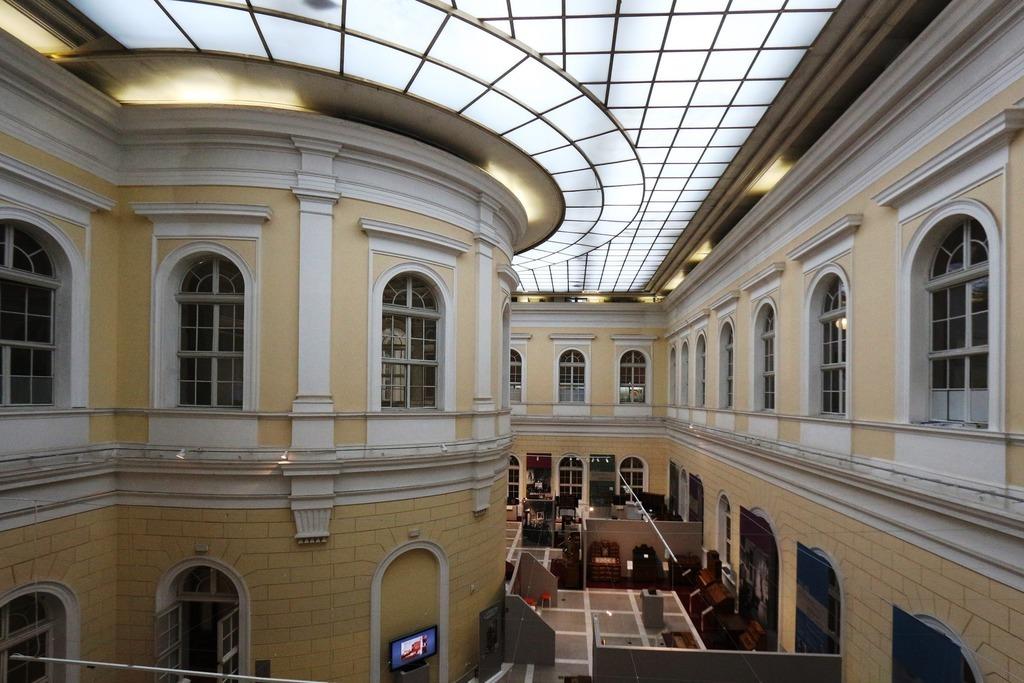 Как добраться до национального музея Словении, Любляна