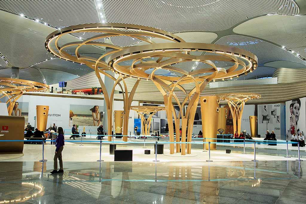 Аэропорт IST, Стамбул