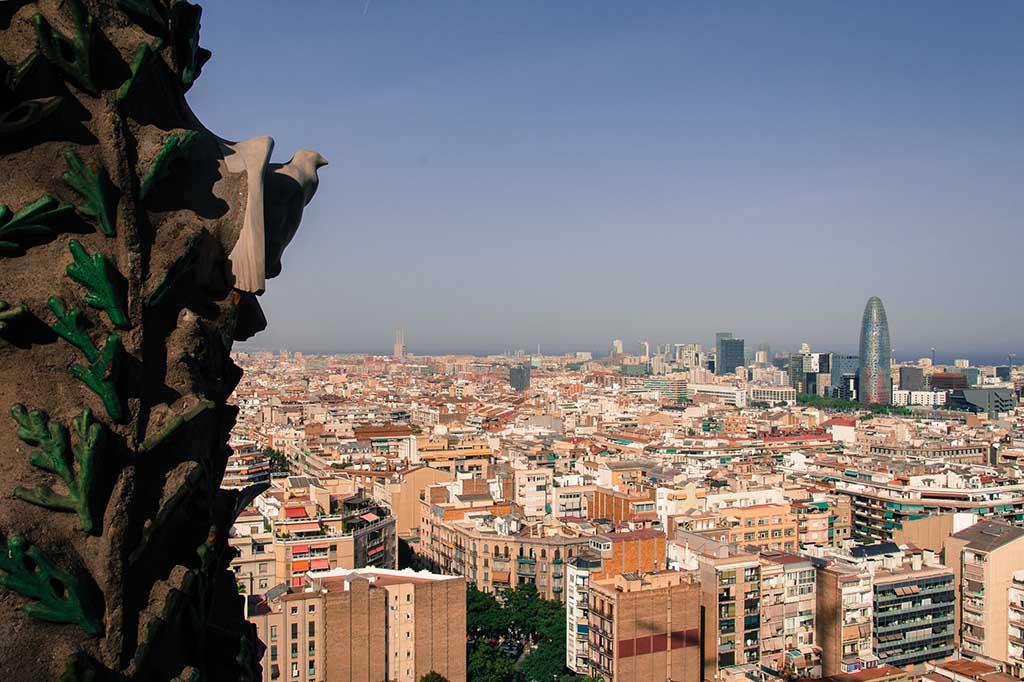 Экскурсии в храм Саграда Фамилия в Барселоне