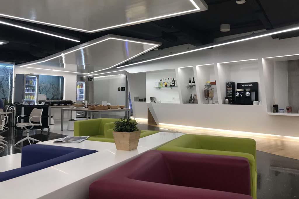 Платные залы ожидания в аэропорту Пальма, Майорка