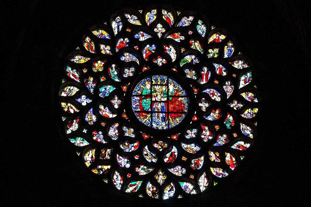 История церкви Санта Мария дель Мар в Барселоне