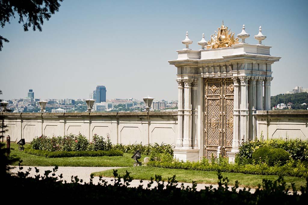 Как попасть во дворец Бейлербейи, Стамбул