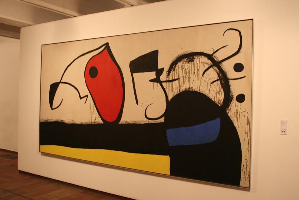 Экскурсия в музей Жоана Миро в Барселоне