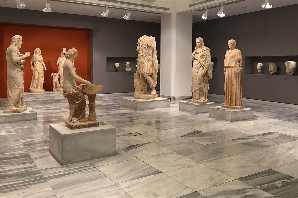 Археологический музей Ираклиона, история