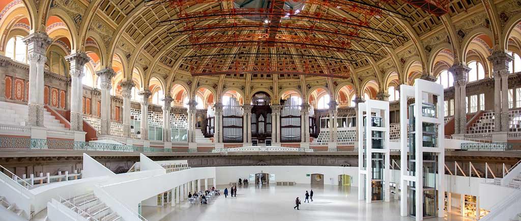 Национальный музей искусства Каталонии, стоимость билета